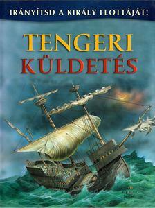 Julia Bruce - Tengeri küldetés - Irányítsd a király flottáját! [antikvár]