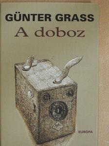 Günter Grass - A doboz [antikvár]