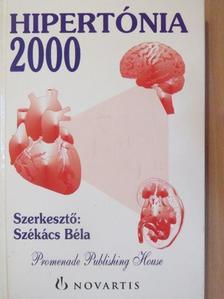 Ábrahám György - Hipertónia 2000 [antikvár]