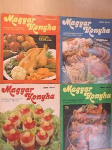 Béres Ferenc - Magyar Konyha 1980/1-4. [antikvár]
