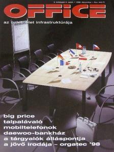 Bányai Ferenc - Office 1998-2001. (vegyes számok) (9 db) [antikvár]