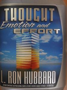 L. Ron Hubbard - Thought, Emotion and Effort - The Logics & Axioms - 23 CD-vel [antikvár]