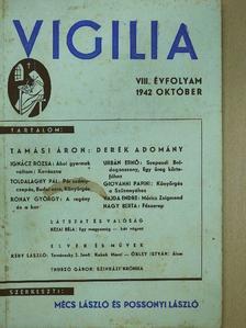 Giovanni Papini - Vigilia 1942. október [antikvár]
