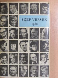 Ágh István - Szép versek 1980 [antikvár]