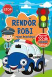 Rendőr Robi -Rajzos feladványai