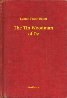 Baum L. Frank - The Tin Woodman of Oz [eKönyv: epub, mobi]