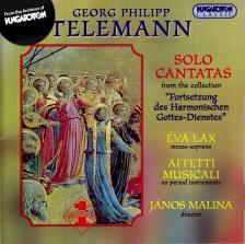 TELEMANN - SOLO CANTATAS CD31597