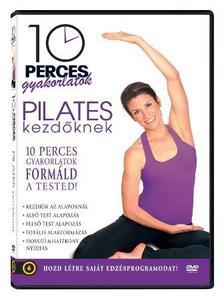 10 perces gyakorlatok: Pilates kezdőknek (DVD)