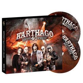 Karthago - Karthago: Együtt 40 éve!!! + Akusztikus koncert DIGI 2CD