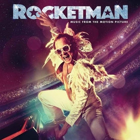 ROCKETMAN CD MUSIC FROM THE MOTION PICTURE