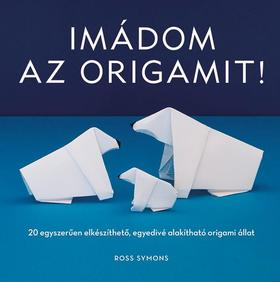 Ross Symons - Imádom az origamit!