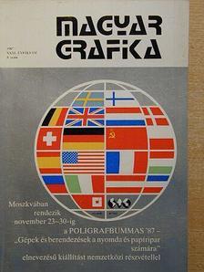 Balog Miklós - Magyar Grafika 1987/4. [antikvár]
