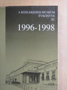 Bálint Sándor - A Közlekedési Múzeum Évkönyve XI. [antikvár]