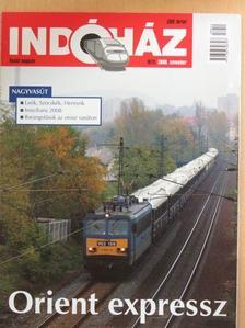 Balázs Bálint - Indóház 2008. november [antikvár]