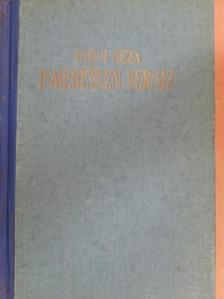 Gyóni Géza - Gyóni Géza ismeretlen versei II. (töredék) [antikvár]