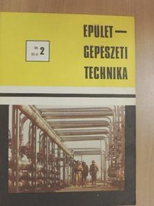 Chappon Miklós - Épületgépészeti Technika 1986/2. [antikvár]