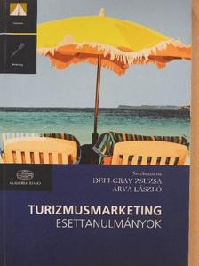 Dinya László - Turizmusmarketing esettanulmányok [antikvár]