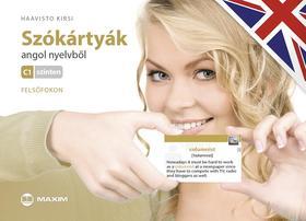 Haavisto Kirsi - Szókártyák angol nyelvből C1 szinten