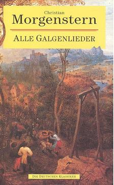 Christian Morgenstern - Alle Galgenlieder [antikvár]