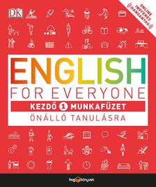 Thomas Boot - English for Everyone: Kezdő 1. munkafüzet