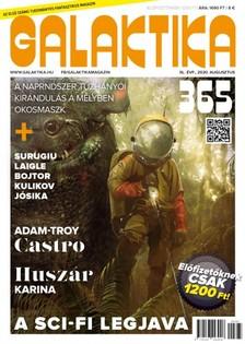 Katalin (főszerk.) Mund - Galaktika 365 [eKönyv: pdf]