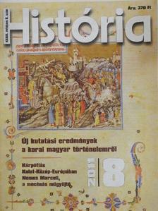 Cs. Lengyel Beatrix - História 2011/8 [antikvár]
