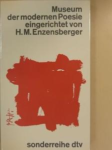 Hans Magnus Enzensberger - Museum der modernen Poesie [antikvár]