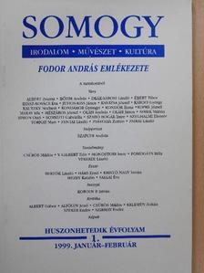 Albert Zsuzsa - Somogy 1999.január-február [antikvár]