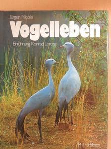 Jürgen Nicolai - Vogelleben [antikvár]