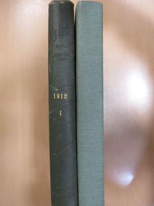 Abonyi Árpád - Uj Idők 1912. (nem teljes évfolyam) I-II. [antikvár]