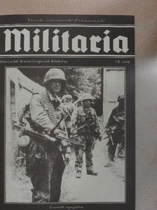 Galántay Ervin - Militaria 18. [antikvár]