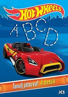 Hot Wheels - Tanulj játszva! - A, B, C... - A betűk