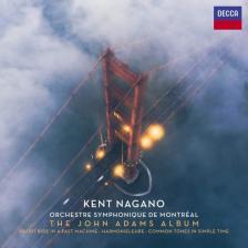 ADAMS - THE JOHN ADAMS ALBUM CD KENT NAGANO