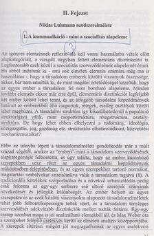 Pokol Béla - Szociológiaelmélet [antikvár]