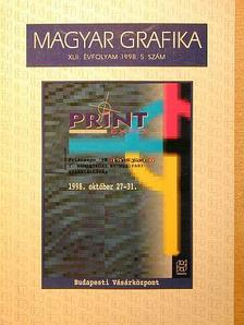 Dr. Juhász Géza - Magyar Grafika 1998/5. [antikvár]