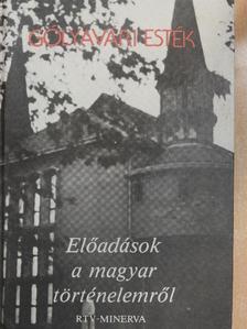 Ormos Mária - Gólyavári esték - Előadások a magyar történelemről [antikvár]