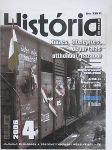 Bayer József - História 2006/4. [antikvár]
