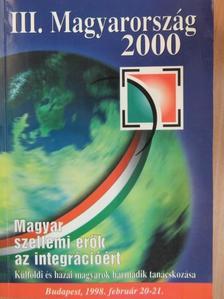 André Kostolany - III. Magyarország - 2000 [antikvár]