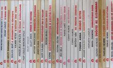"""Angelika Vahlen - """"30 kötet a Gondolat Zsebkönyvek sorozatból (nem teljes sorozat)"""" [antikvár]"""