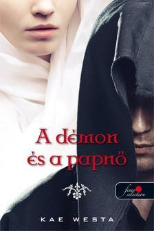 WESTA, KAE - A démon és a papnő - PUHA BORÍTÓS