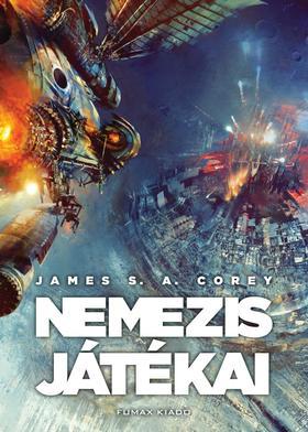 James S. A. Corey - Nemezis játékai
