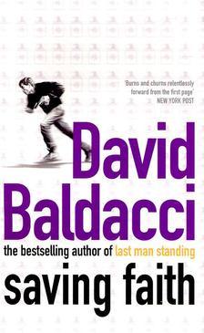 David BALDACCI - Saving Faith [antikvár]