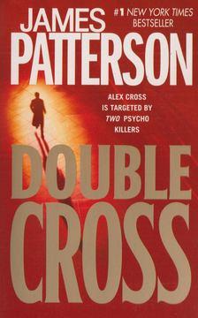James Patterson - Double Cross [antikvár]