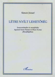 Simon József - Létre nyílt lehetőség [antikvár]
