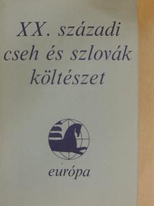 Alena Vrbová - XX. századi cseh és szlovák költészet [antikvár]
