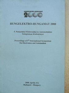 A. Sokolov - Hungelektro-hungamat 2000 [antikvár]