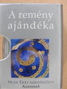 A remény ajándéka (minikönyv) [antikvár]
