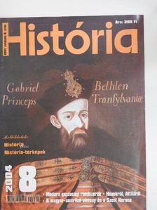 Berend T. Iván - História 2004/8. [antikvár]