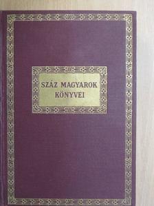 Bársony István - Száz magyarok könyvei VII. [antikvár]