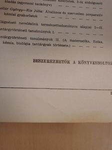 Bánhidi László - A kémia tanítása 1969/3. [antikvár]